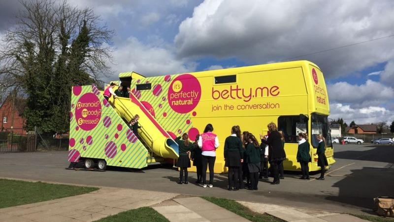 A bus that breaks global period taboos