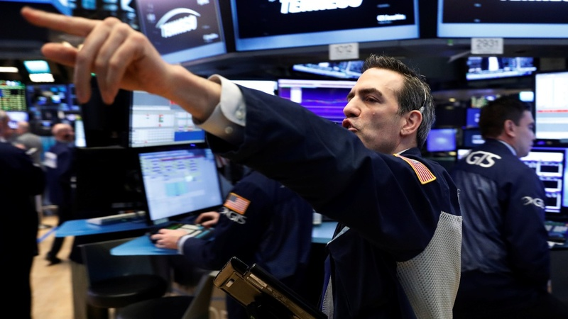 Market 60: Trump sparks stock slide