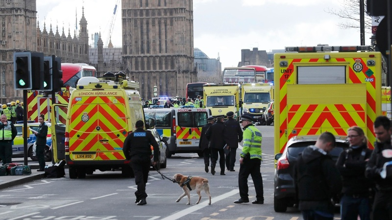VERBATIM: Police confirm London casualties
