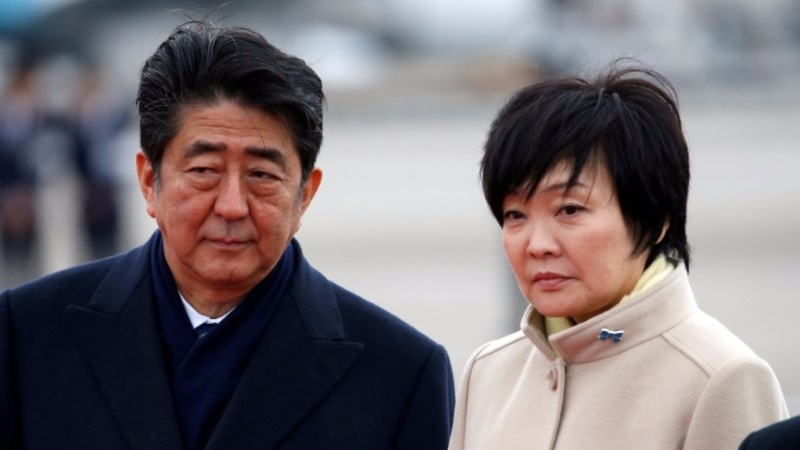 Japan parliament hearing cranks up PM scandal
