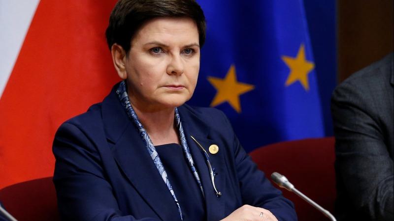 Poles apart before EU birthday show of unity