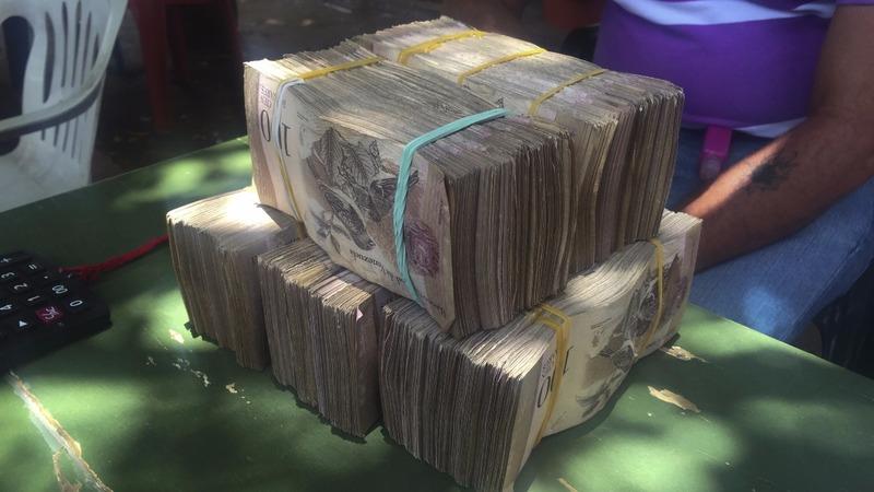 Venezuela stops publishing key inflation data