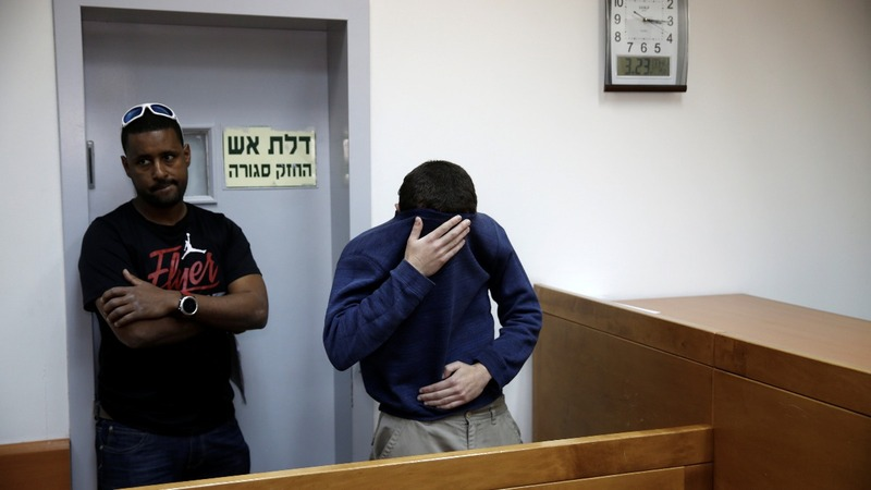 U.S.-Israeli teen arrested for anti-Jewish bomb threats