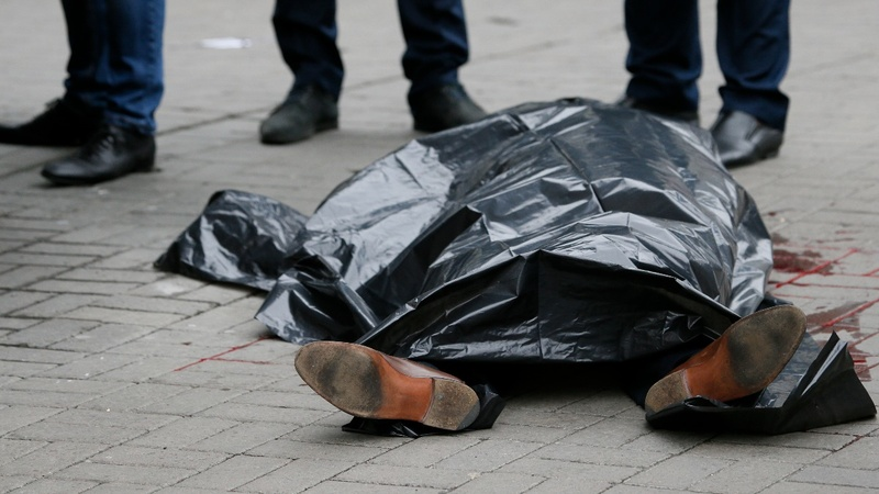 Ukraine accuses Russia of 'state terrorism' after former MP shot