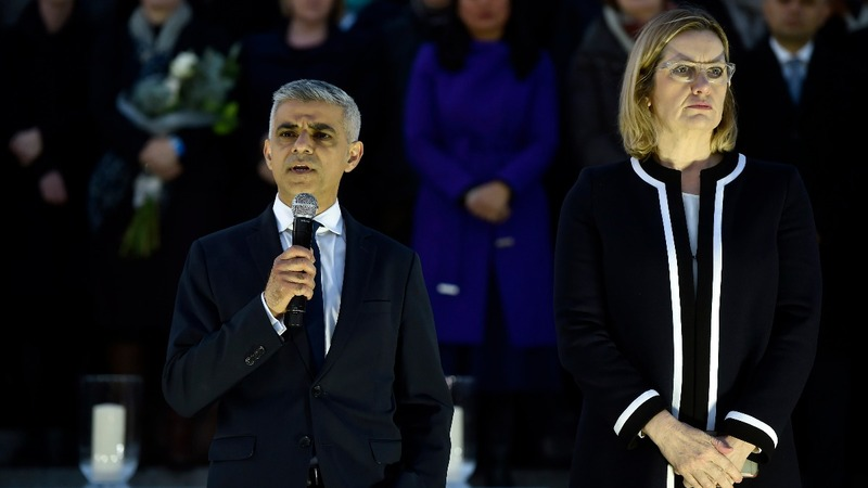 VERBATIM: London mayor condems 'evil' attackers