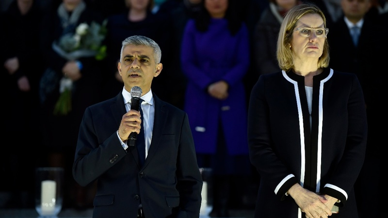 VERBATIM: London mayor condems 'evil' attackers
