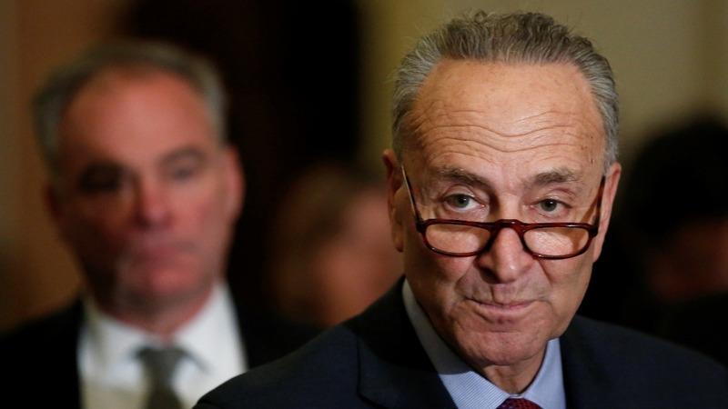 Top Democrat plans Senate filibuster on SCOTUS pick