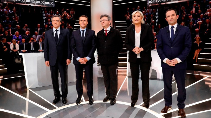 French voters struggle on presidential choice