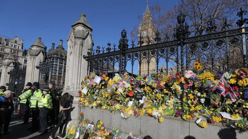 Police believe London attacker acted alone