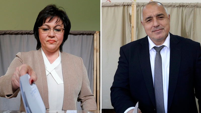 Election tests Bulgaria's divided loyalties