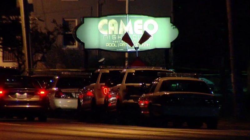 At least one dead in Ohio nightclub shooting