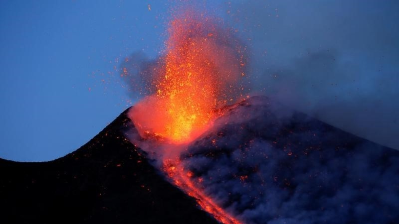 New tech tracks Europe's most active volcano