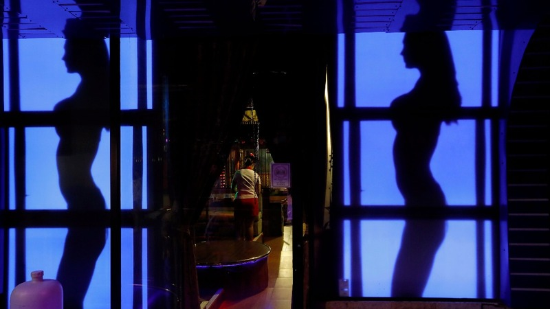 Sex in Thai city frustrates authorities