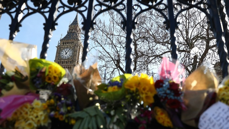 Another arrest in UK parliament attack