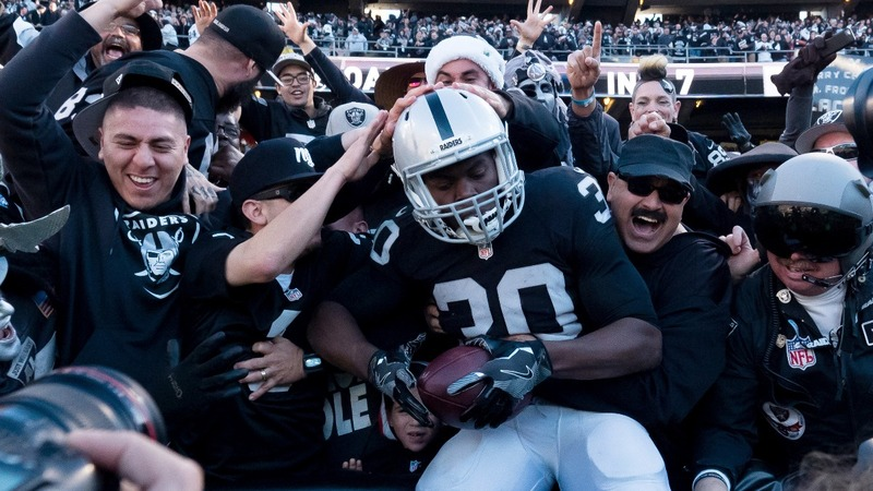 Raiders moving to Sin City