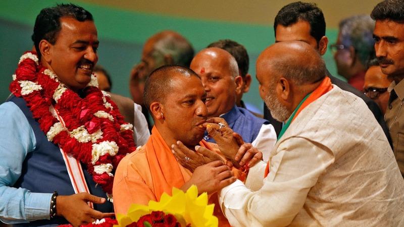 Hindu militia on anti-Muslim drive in India's heartland