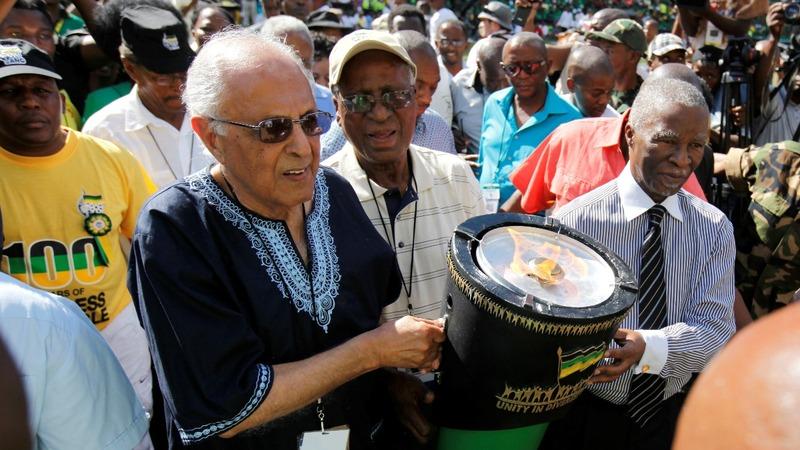 Anti-apartheid icon Kathrada dies after brain surgery