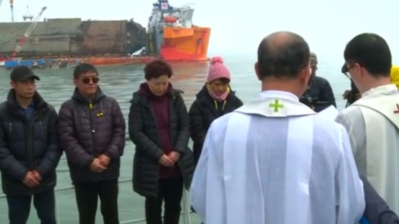 INSIGHT: South Korean ferry victims remembered