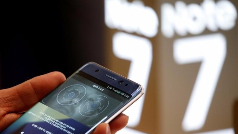 Samsung leaves out safety talk before S8 launch