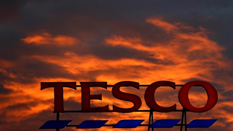 Tesco fined £129m for black hole balance sheet