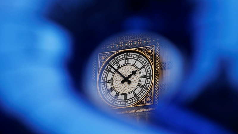 Clock ticks on Brexit timeline