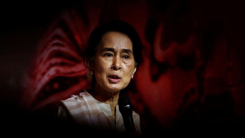 Myanmar's hero Suu Kyi stumbles in her first year