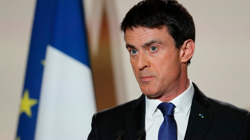 French ex-PM Valls won't vote socialist
