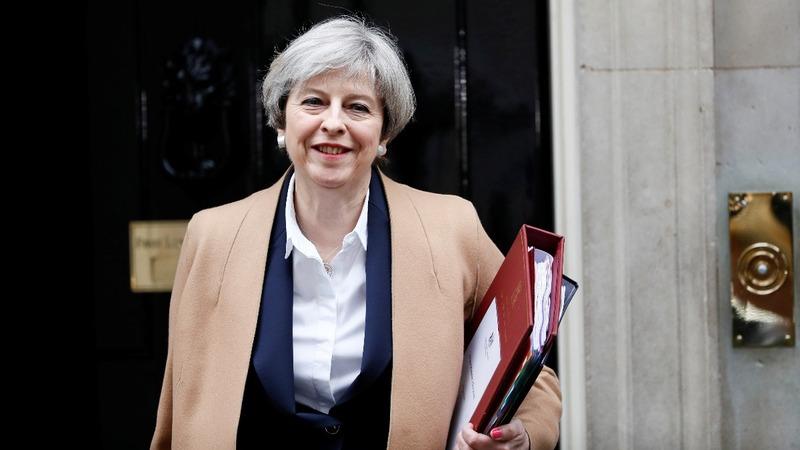 VERBATIM: UK PM announces Brexit in Parliament