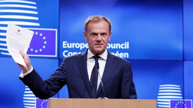VERBATIM: EU to UK: 'we already miss you'