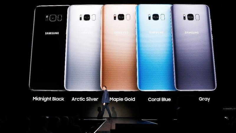 Samsung unveils Galaxy S8 after fiery fiasco