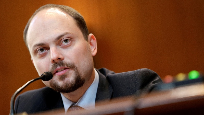VERBATIM: Russian opposition activist chastises Putin
