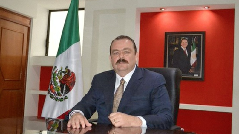 Mexican state attorney general hit with drug charges