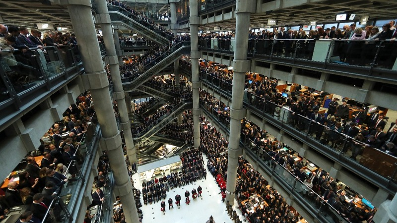 Lloyd's to make Brussels post-Brexit hub
