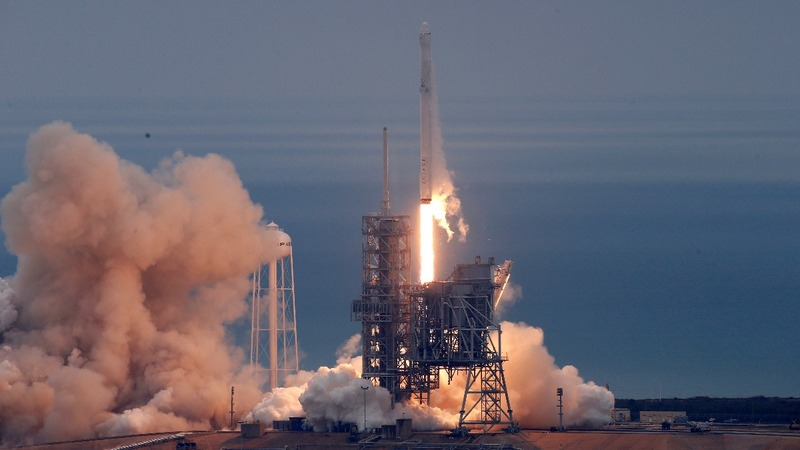 Elon Musk to launch first recycled space rocket