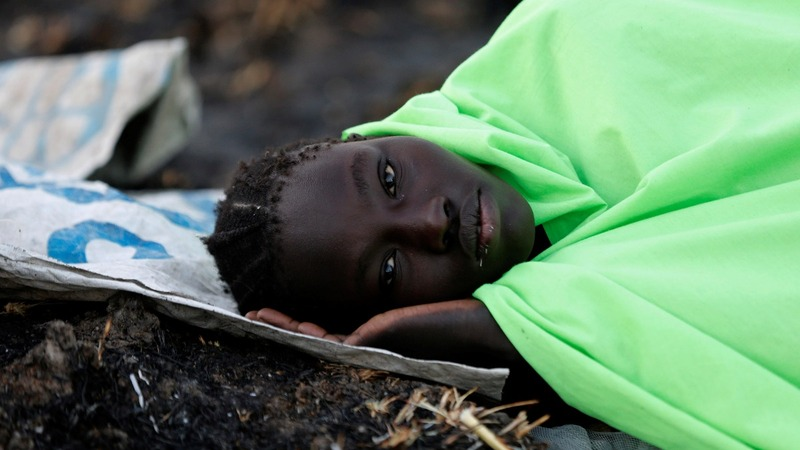 INSIGHT: Food from the sky to South Sudan