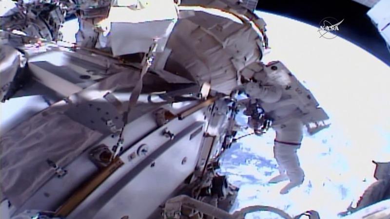 INSIGHT: Space station slipup