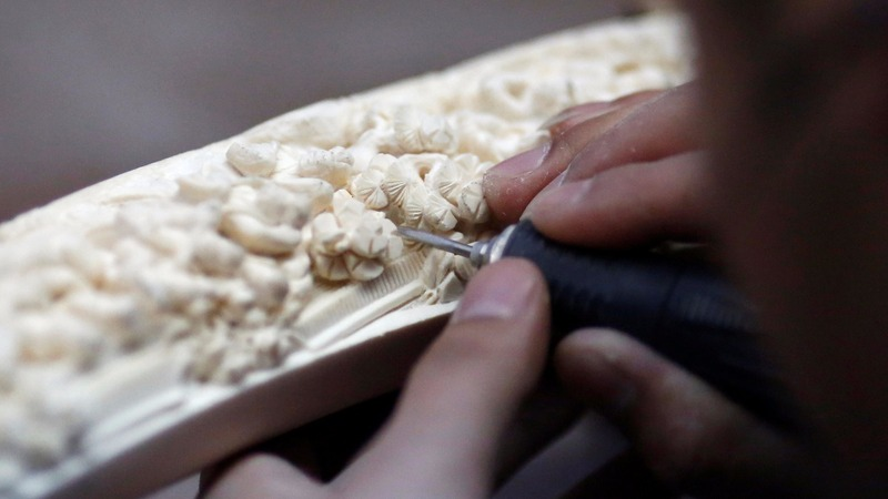 Hong Kong offers a loophole to China's ivory ban