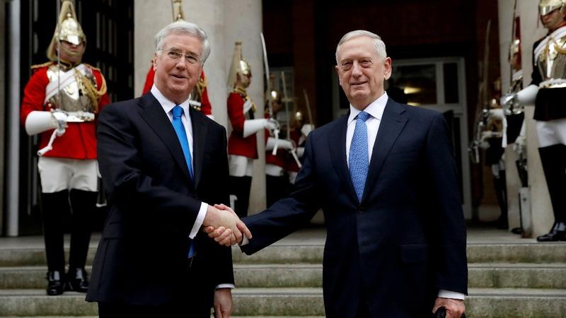 VERBATIM: NATO allies told: raise your game