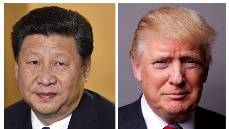 Trump lashes China ahead of Xi visit
