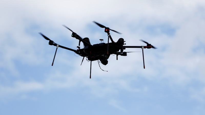 Connecticut may approve deadly police drones
