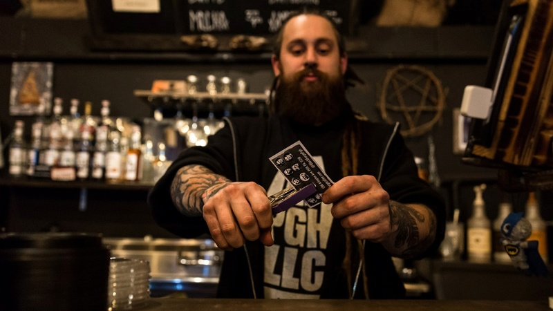 Bitter taste when politics meets Pittsburgh cafe