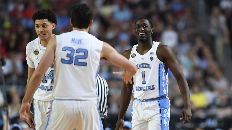 UNC, Gonzaga to face off in NCAA basketball final