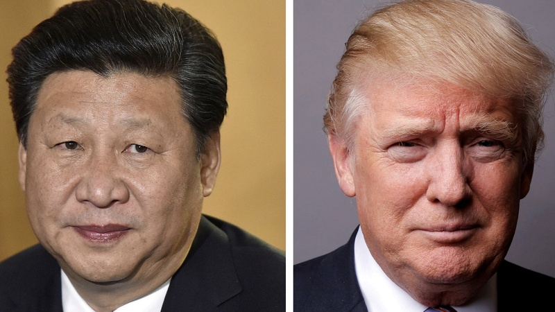 Trump pressures China on North Korea