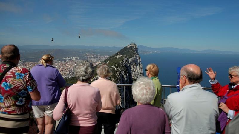 Brexit hits Gibraltar rock