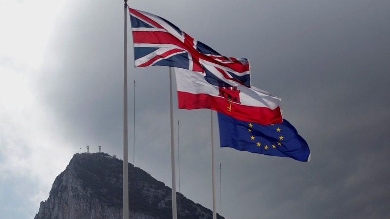 VERBATIM: 'Gibraltar will remain British' - Chief Minister