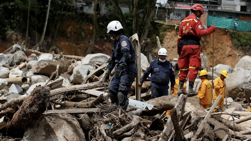 Colombia struggles to recover from deadly mudslide