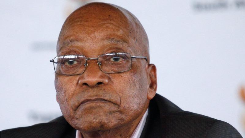 Zuma under pressure after credit downgrade