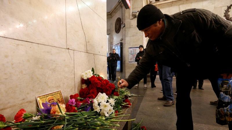 Russia bomb suspect a Muslim born in central Asia
