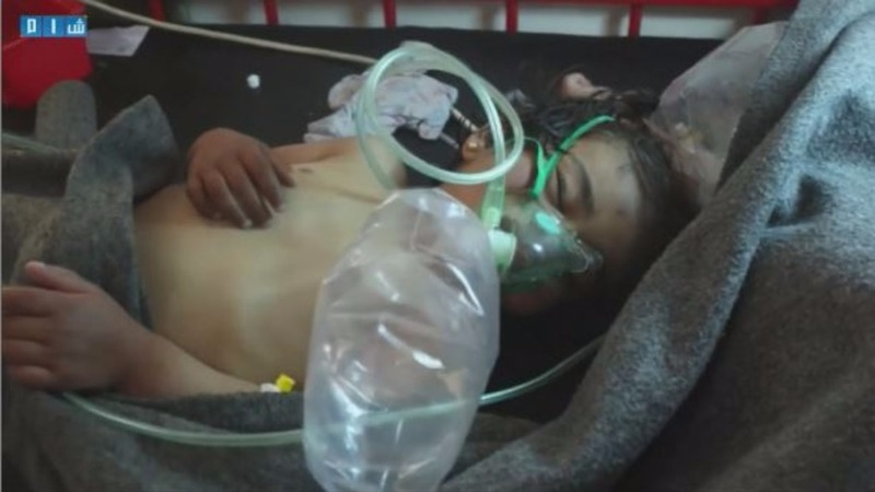 No change seen for U.S. on Syria after gas attack