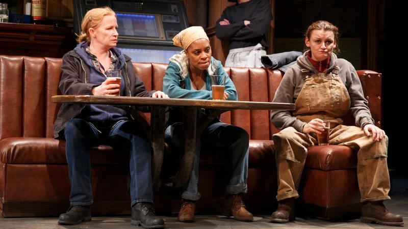 Rust Belt blues hit Broadway in 'Sweat'